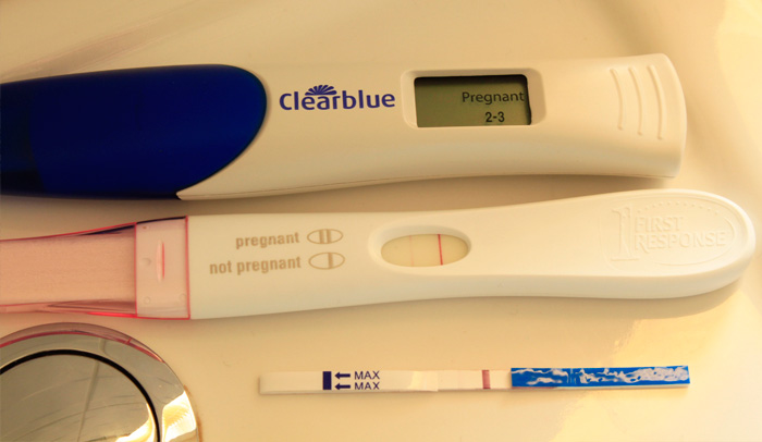 Pregnancy Test I Can T Believe It Bright Pregnancy