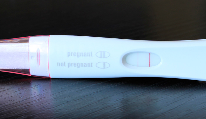 Pregnancy Test Positive Test Result Or Is It Bright Pregnancy