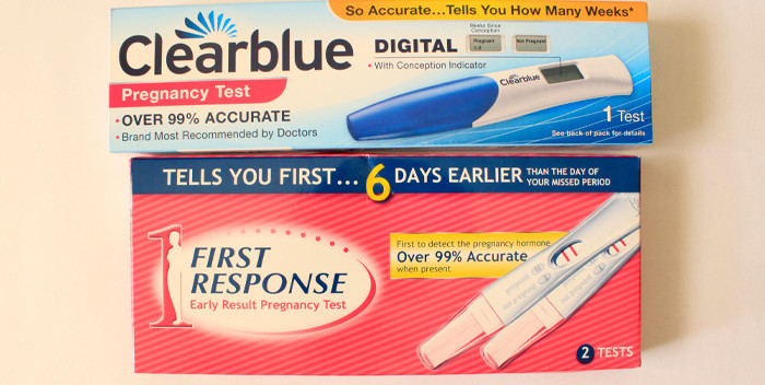 Pregnancy test review